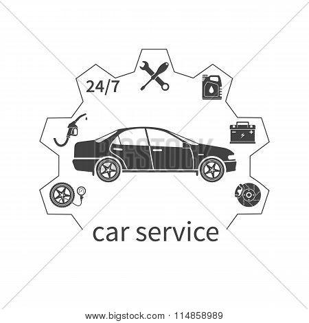 Concept Car Service.