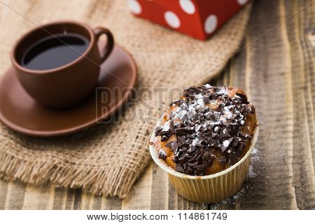 Beautiful Tasty Muffin
