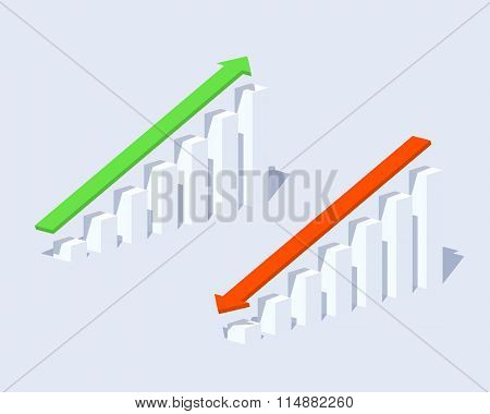 Positive and negative graphs