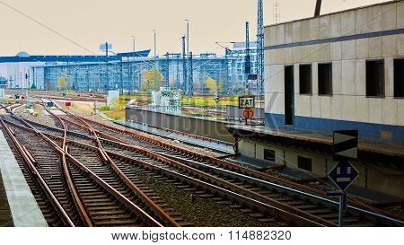 Railway and Trains