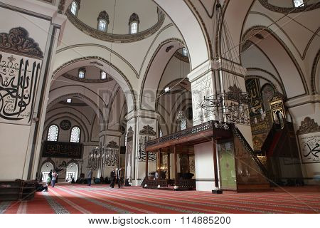 Ulu Mosque in Bursa