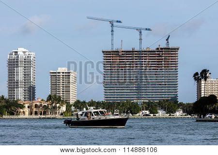 Miami Construction Site