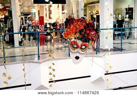 Decoration Shopping Center