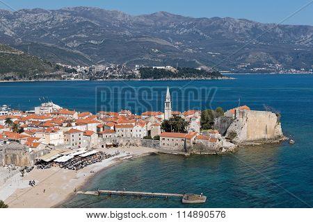 City in Montenegro