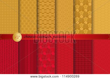 Chinese new year patterns