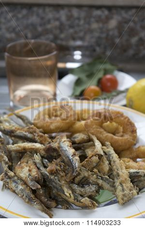 Mixed Fish Fry