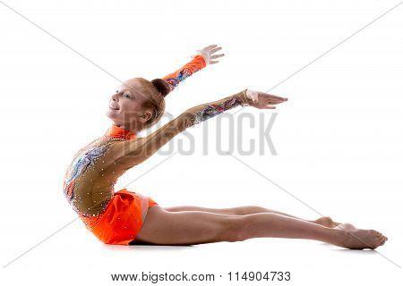 Dancer Girl Training