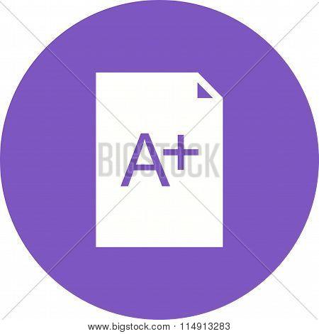 Graded Paper