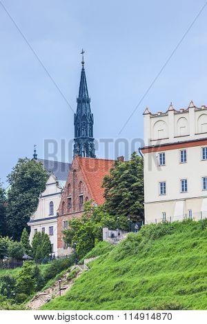 Sandomierz, Swietokrzyskie Voivodeship, Poland