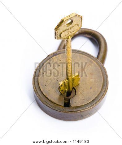 Abra la cerradura