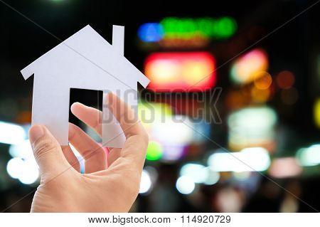 icon house concept
