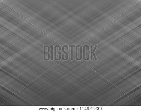 Gray background with light beams diagonally.