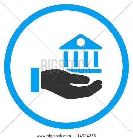 Bank Service Icon