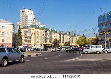Views Lipetsk. Russia
