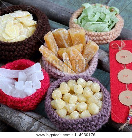Vietnamese Food, Tet, Jam, Vietnam Lunar New Year