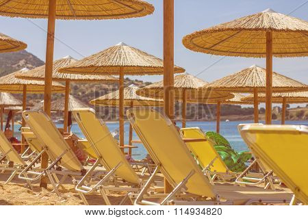 Summer Travel Destination Beach