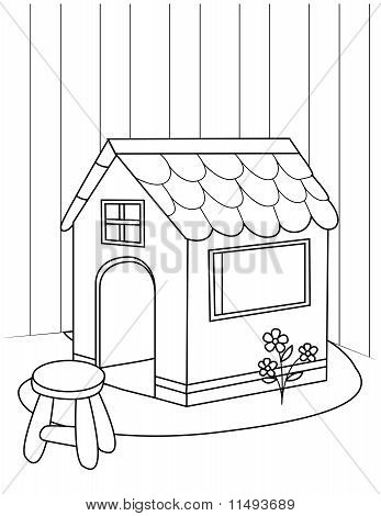 Line Art Playhouse