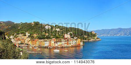 Portofino Shore Panorama