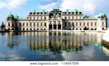 Upper Belvedere Palace, Vienna