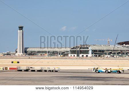 New Muscat International Airport