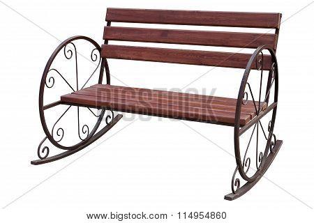 Swinging Bench.