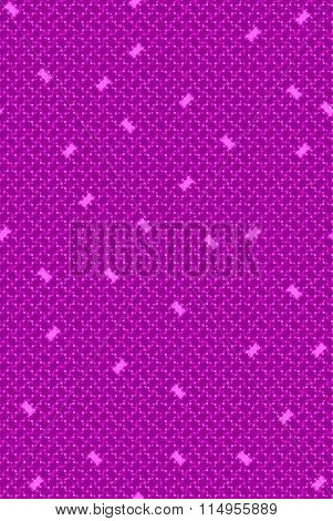 Bright seamless mosaic of square tiles background