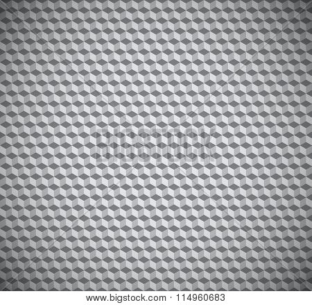 Cubic Texture Seamless Pattern