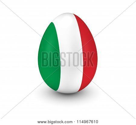 italy egg 3d