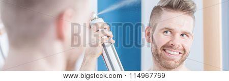 Preparing Hair To Look Perfect