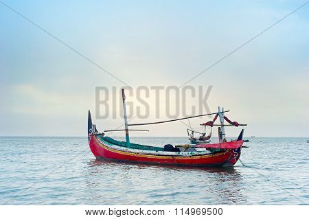 Javanese Fisherman Boat