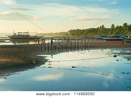 Philippines Fisherman Village