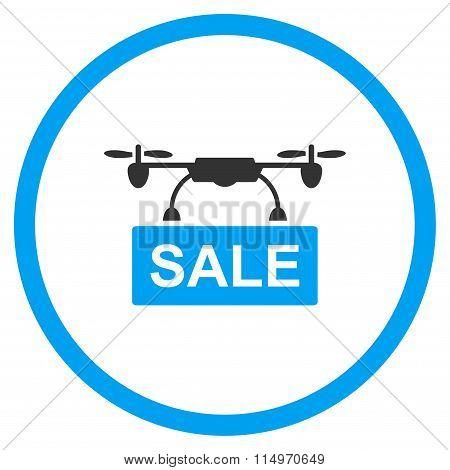 Nanocopter Sale Icon