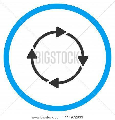 Rotation Arrows Icon