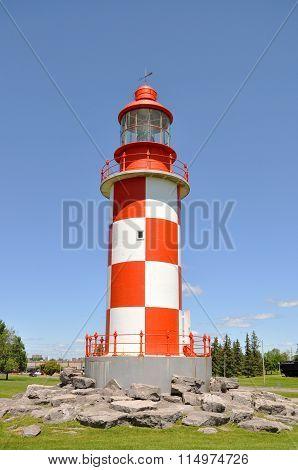 Bramah and Robinson Lighthouse, Ottawa