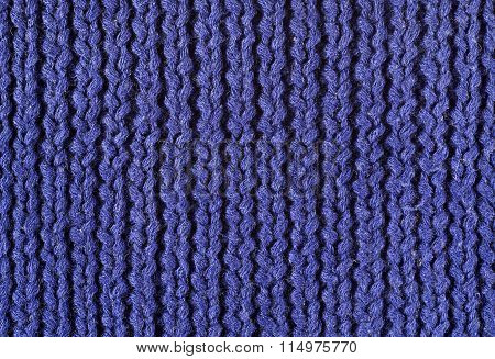 Texture Of Knitted