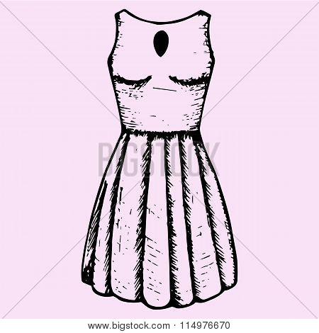women's dress, female summer dress