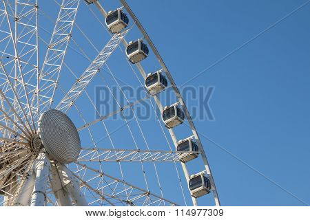 Budapest Eye Ferris Wheel
