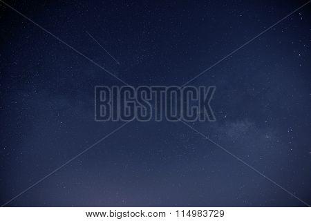 The Starry Sky Milky Way