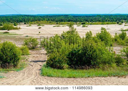 Bledow Desert