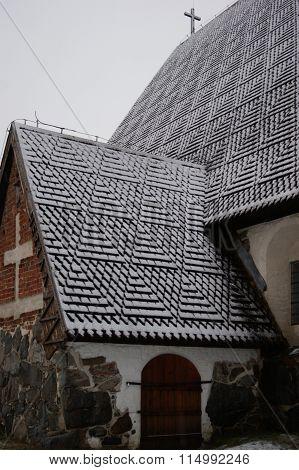 Old Scandinavian Church