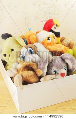 Childish Soft Toys