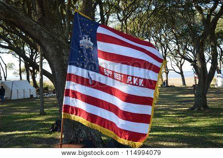 Civil Waf Flag