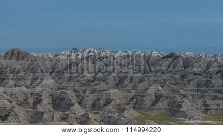 Badlands Geology Highlight