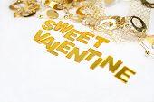 Attractive Valentine'S Day  Background poster