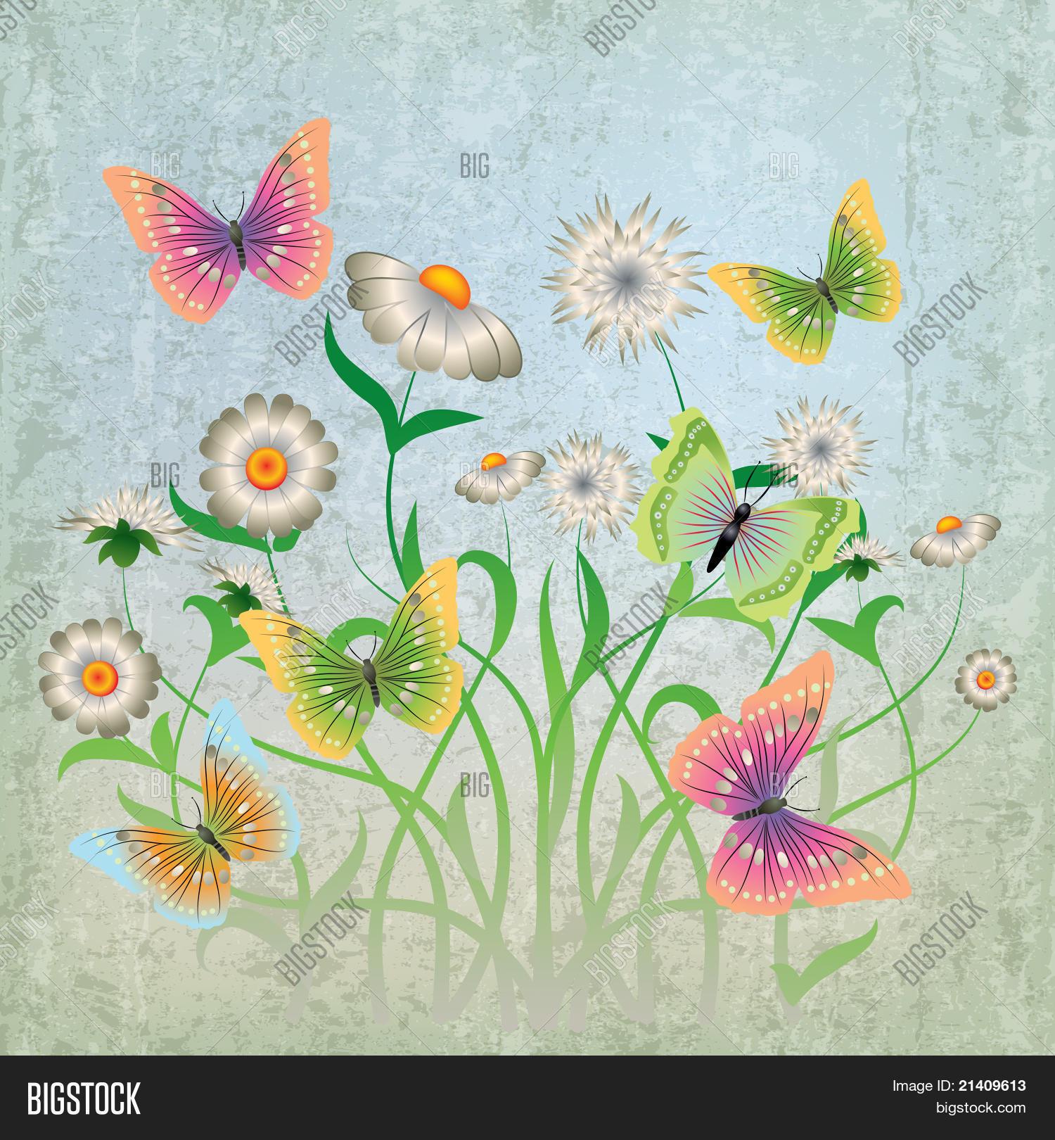 Morera de papel hecha a mano flores X Pack-Floral Fantasia 3