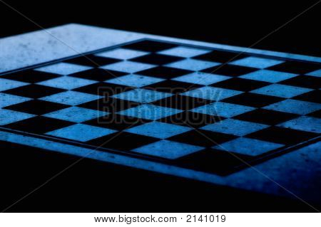 Cool Blue Chess