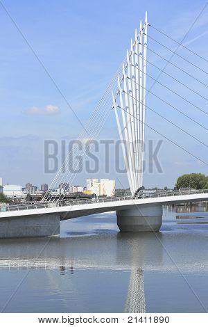 Bridge, Salford Quays