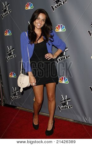 LOS ANGELES - JUN 29: Kelsey Rey at the 'The Voice' Live Finale After Party at the Avalon Hollywood on June 29, 2011 in Los Angeles, California