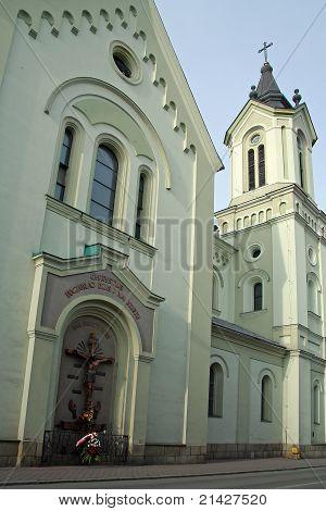 church in Sanok