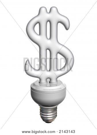 Economic Dollar Bulb